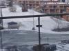 8. mars 2014: Snø!!!
