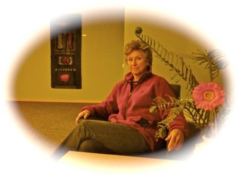 «Utsmykningene gjør bygget mer trivelig», mener Rita Mørch.